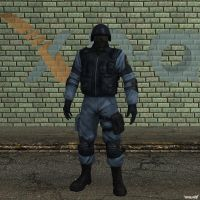 XNA GCPD SWAT by X-N-A