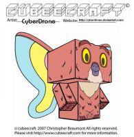 Cubeecraft - Kowl by CyberDrone