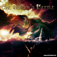The Dragon's Battle by mayoua