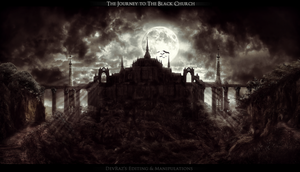 The Journey to The Black Church by DevSilus