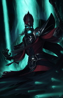 LoL - Karthus by Zerahoc