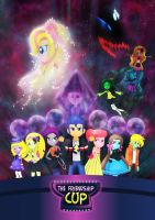 MLP The Friendship Cup_main characters by jucamovi1992