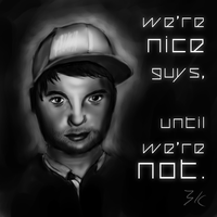 We're nice guys. by 3K-more