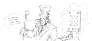 Steam Punk Gambit by drvce