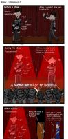 Mikeys obsession  - O.o by Mcrpunk08