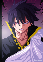 Fairy Tail - Zeref by KhalilXPirates