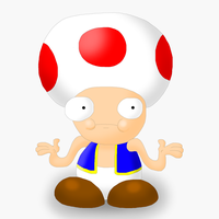 Toad by AwesomeHippie