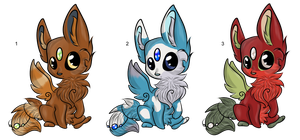 Akaine Adopts - Adopted by Feralx1