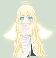 Angel Cutie by Miielle