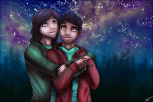 Starry Eyed by Vyntresser