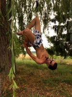 Single knee suspension by TheChristOff