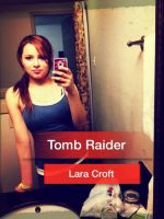Tomb raider reborn cosplay (lara croft) by Juanitalight251