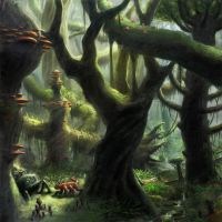 an unexpected encounter by lancer-idenoure