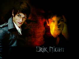Erik Night - House of Night by The-Midnight-Dawn
