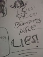 BUMPITS ARE LIESSS by sasigrl4evr