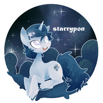 starrypon by starrypon