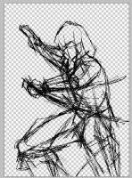 Assassin Rough Sketch by SketchyBehavior