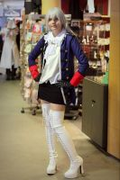 preview: Fem!Prussia by shewon