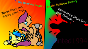 Rainbow Factory by Painted1994
