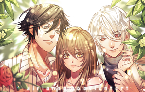 Mystic Messenger Commission by Airianne