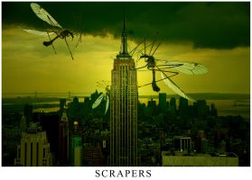 Scrapers by vampsss