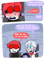 Useful Co-Driver by kurisquare