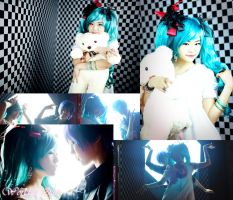 World is Mine_Miku cosplay7 by RoezNoah917