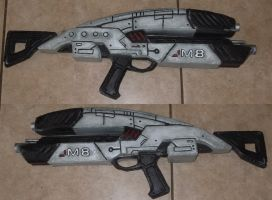 M-8 Avenger Completed! by canius
