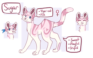 Sugar ref by SweetSpooky
