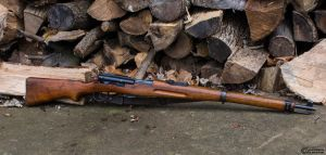 The Swiss 1911 K11 Carbine by spaxspore