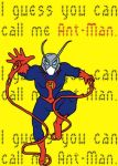 Ant-Man by blindfaith311