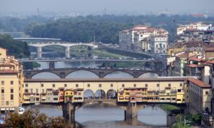 Bridges of Florence by SolidIce190