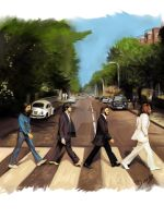 The Beatles by DarDesign