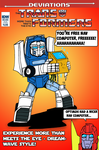 what if Dreamwave did MTMTE by JohnnyFive81