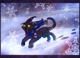 Meow is ready for Northrend by tigon