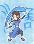 Avatar Chibies- Katara by who-stole-MY-name