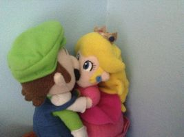 What will Mario say about this? by DevilDraconis666