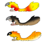 Critter adopts 8 by eco226