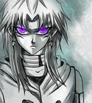 Marik Ishtar - Between Dark and Light by HerzyDIshtar