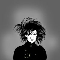 Edward Scissorhands by carrusel
