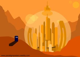 Gallifrey by AndyDaRoo