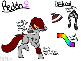 Redeh Ref 2013 by furqueen