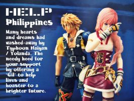 Final Fantasy ~ Help Philippines Relief Image by NimbusOrion