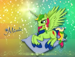Alicorn Mimic by SunsetSovereign
