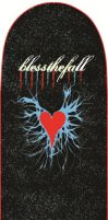 blessthefall skate design kick flip for a cause :) by TaintedVampire