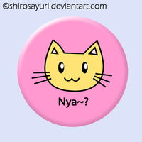 Nya badge by Shirosayuri