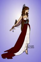 Athena, Goddess of Battle. by Katharine-Elizabeth