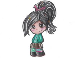 Vanellope by sweetchiyo001