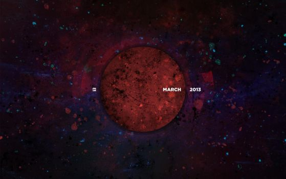 March Wallpaper by endosage