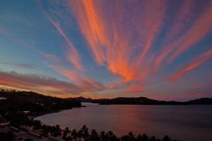 Hamilton Island Sunset by DanielleMiner